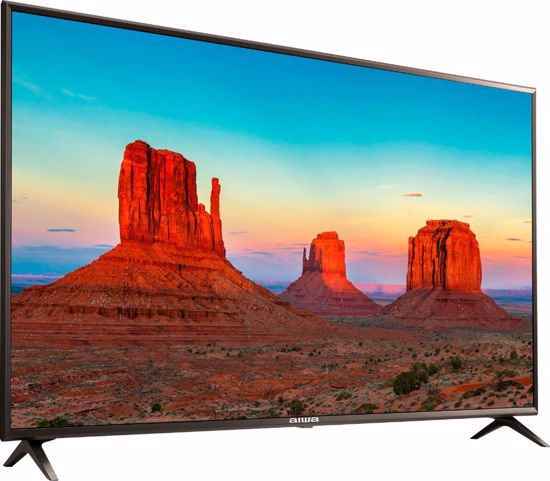 """Picture of AIWA 75"""" 4K Smart LED TV (2+16)GB +Voice Remote"""
